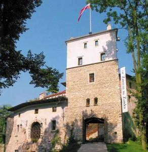 Zamek w Korzkwi, 31 lipca roku 2009