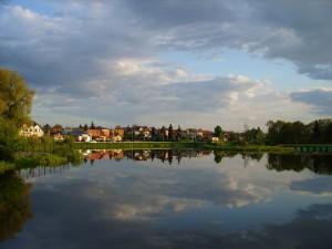 Zalew w Kazimierzy Wielkiej
