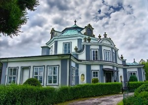 Grabki Duże pałac