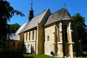 Stara Zagość kościół